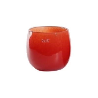 ProPassione DutZ®-Collection Vase Pot, H 14 x Ø 16 cm, Farbe: Rot Preisvergleich