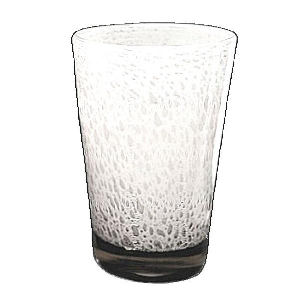 ProPassione DutZ®-Collection Vase Conic mit Bubbles, H 36  x  Ø.24 cm, Weiß Preisvergleich
