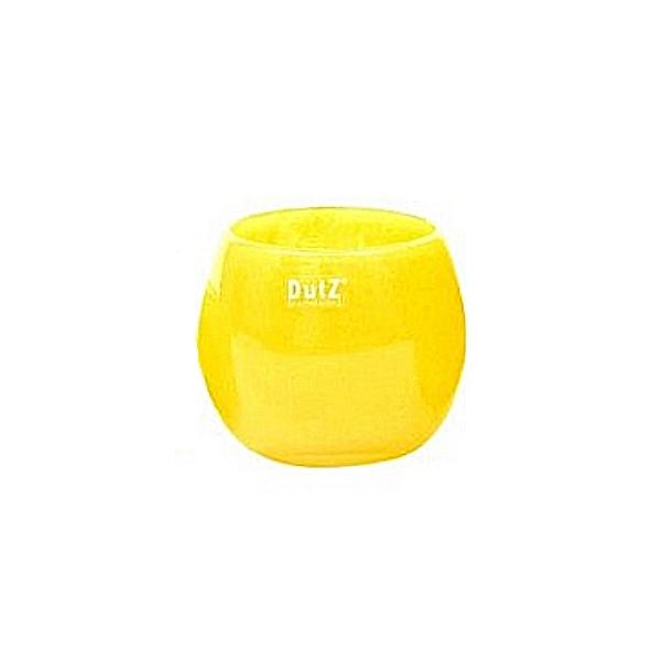 ProPassione DutZ®-Collection Vase Pot, H 11 x Ø 13 cm, Gelb
