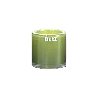 ProPassione DutZ®-Collection Windlicht Votive, H 7 x Ø 7 cm, Farbe: Grün Preisvergleich