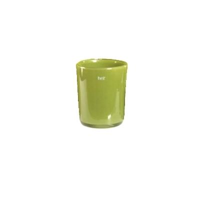 ProPassione DutZ®-Collection Vase Conic, H 11  x  Ø.9.5 cm, Farbe: Grün Preisvergleich