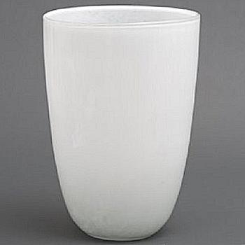 Collection DutZ® Bol Anton, h 55 x Ø 35 cm, blanc