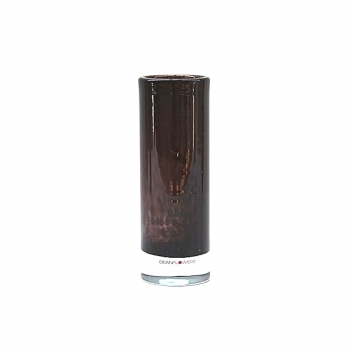 Henry Dean Vase Pipe S, H 18 x Ø 6 cm, Brunette