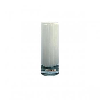 Henry Dean Vase Pipe S, H 18 x Ø 6 cm, Weiß