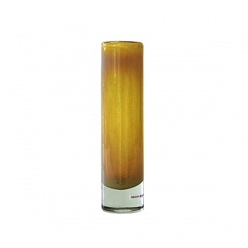 Henry Dean Vase Pipe M, H 25 x Ø 6 cm, Dijon