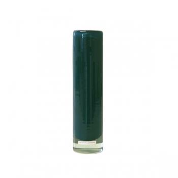 Henry Dean Vase Pipe M, H 25 x Ø 6 cm, Teal