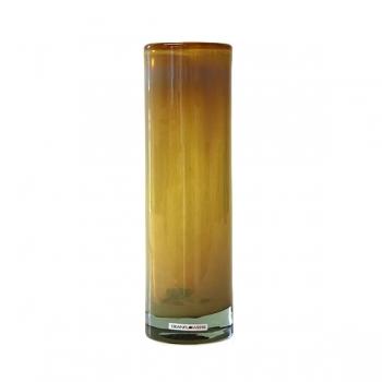 Henry Dean Vase Pipe XL, h 29 x Ø 8 cm, Dijon