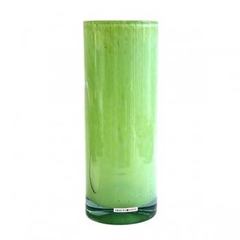 Henry Dean Vase Cylinder, H 32 x Ø 12 cm, Limon