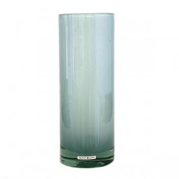 Henry Dean Vase Cylinder, H 32 x Ø 12 cm, Glacon