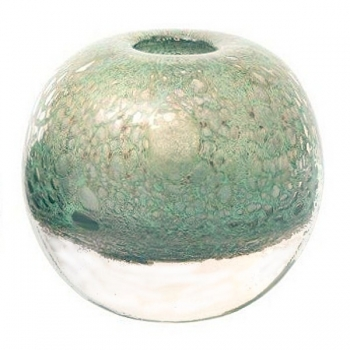 DutZ®-Collection Vase Bubble Ball, H 20 x Ø 20 cm, Jade