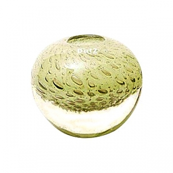 DutZ®-Collection Vase Bubble Ball, H 13,5 x Ø 13,5 cm, Hellgrün