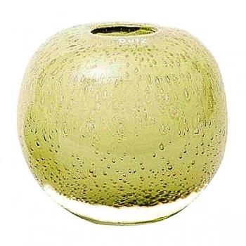 DutZ®-Collection Vase Bubble Ball, H 20 x Ø 20 cm, Hellgrün
