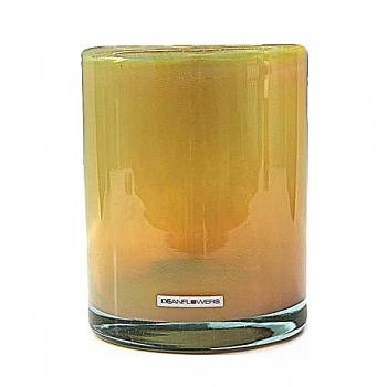 Henry Dean Vase/Windlicht Cylinder, H 16,5 x Ø 13,5 cm, Dijon