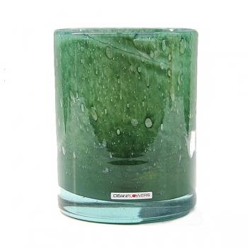 Henry Dean Vase/Windlight Cylinder, h 16.5 x Ø 13,5.5 cm, Mirto