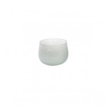Collection DutZ ® vase/récipient Pot Mini, h 7 x Ø 10 cm, gris clair