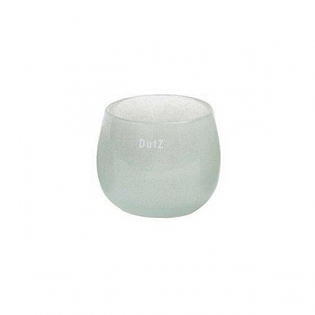 DutZ®-Collection Vase Pot, H 11 x Ø 13 cm, Hellgrau