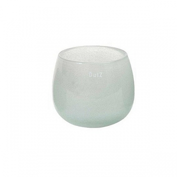 DutZ®-Collection Vase Pot, H 14 x Ø 16 cm, Hellgrau