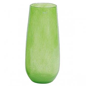 DutZ®-Collection Vase Robert, H 50 x Ø 14 cm, Dschungelgrün