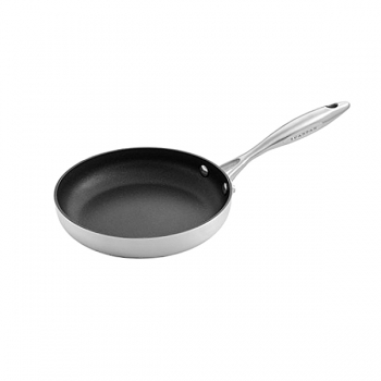 SCANPAN CTX, Frying Pan stainless steel, non-stick coated, handle stainless steel, Ø 20 cm