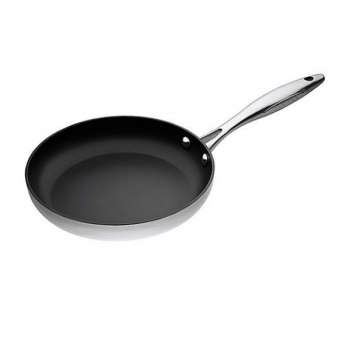 SCANPAN CTX, Frying Pan stainless steel, non-stick coated, handle stainless steel, Ø 24 cm