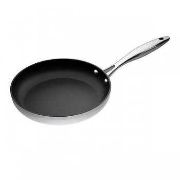 SCANPAN CTX, Frying Pan stainless steel, non-stick coated, handle stainless steel, Ø 26 cm