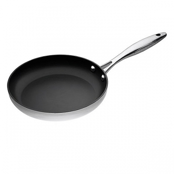 SCANPAN CTX, Frying Pan stainless steel, non-stick coated, handle stainless steel, Ø 28 cm