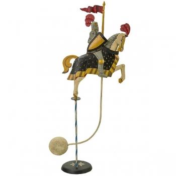Balance Toy Knight, Dimensions: h 54 x w 36 x d 5 cm