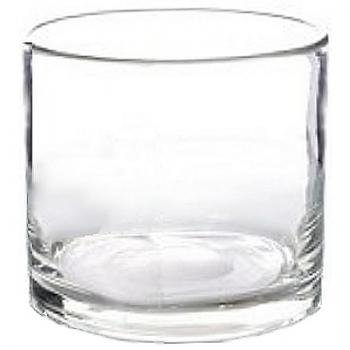 DutZ®-Collection Cylinder Bowl, high, h 35 x Ø 35 cm, colour: clear