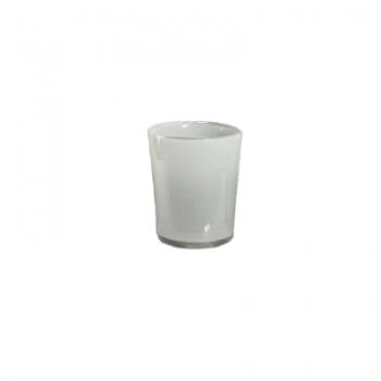 Collection DutZ® vase Conic, h 11 x Ø 9.5 cm, Colori: gris clair