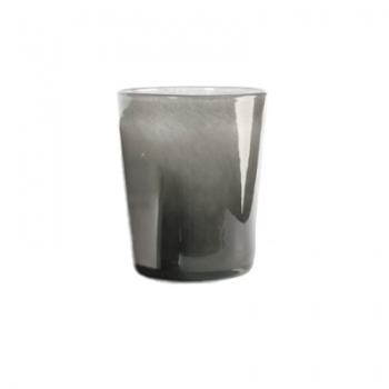 DutZ®-Collection Vase Conic, H 17  x  Ø.15 cm, Farbe: Dunkelgrau