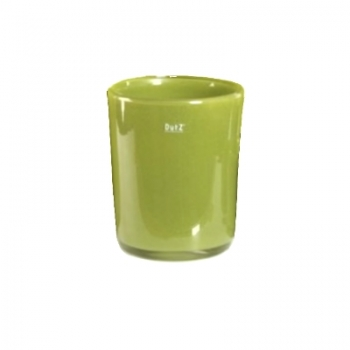DutZ®-Collection Vase Conic, h 17  x  Ø.15 cm, colour: green