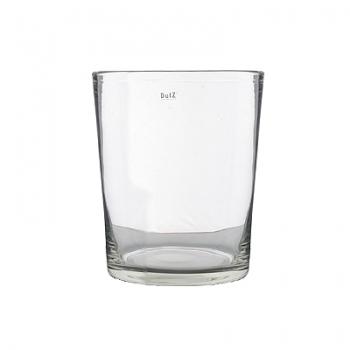 Collection DutZ® vase Conic, h 23 x Ø 20 cm, Colori: transparent