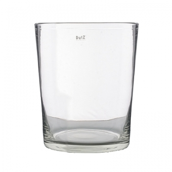 Collection DutZ® vase Conic, h 29 x Ø 25 cm, Colori: transparent