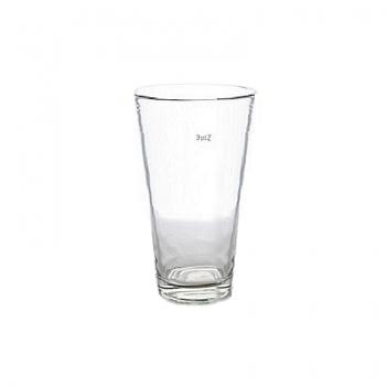 DutZ®-Collection Vase Conic, h 20  x  Ø.12 cm, colour: clear