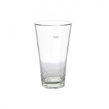 Collection DutZ® vase Conic, h 27 x Ø 16 cm, Colori: transparent