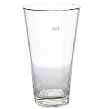Collection DutZ® vase Conic, h 51 x Ø 31 cm, Colori: transparent