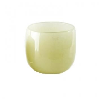 DutZ®-Collection Vase Pot, h 18 x Ø 20 cm, colour: beige