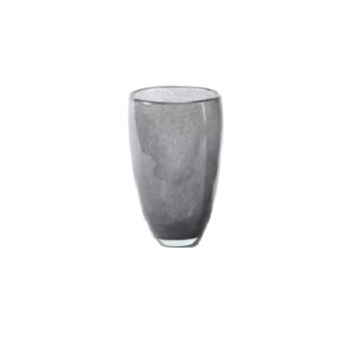 Collection DutZ® Vase, h 26 cm x Ø 16 cm, Colori: gris foncé
