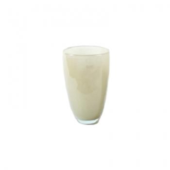 Collection DutZ® Vase, h 26 cm x Ø 16 cm, Colori: beige