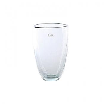 Collection DutZ® Vase, h 26 cm x Ø 16 cm, Colori: transparent