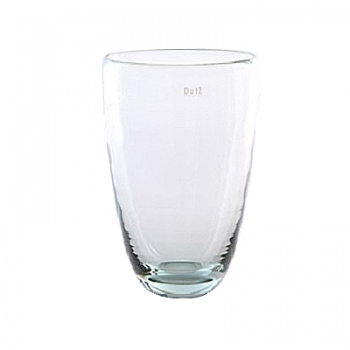 DutZ®-Collection Flower Vase, h 32 x Ø 21 cm, colour: clear