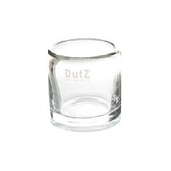 DutZ®-Collection Windlight Votive, h 10 x Ø 10 cm, colour: clear
