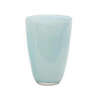 Collection DutZ® Vase, h 32 x Ø 21 cm, bleu clair