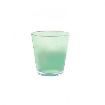 DutZ®-Collection Vase Conic, h 11  x  Ø.9.5 cm, colour: jade