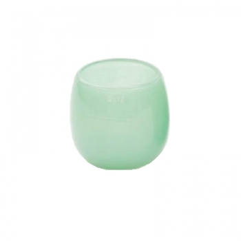 Collection DutZ® vase/récipient Pot, h 14 x Ø 16 cm, Colori: jade