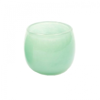 Collection DutZ® vase/récipient Pot, h 18 x Ø 20 cm, Colori: jade