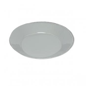Virginia Casa Linea Lastra, 6 soup plates, Grigio, Ø 24 cm