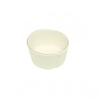 Virginia Casa Linea Lastra, 6 dessert bowls, Bianco, Ø 10 cm