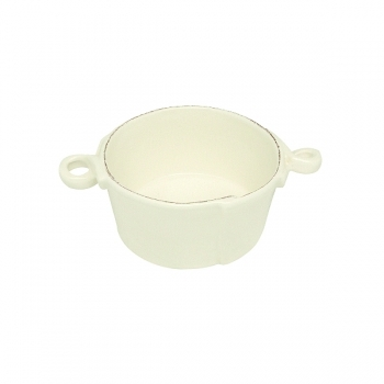 Virginia Casa Linea Lastra, 6 soufflé dishes, Bianco, Ø 12 cm