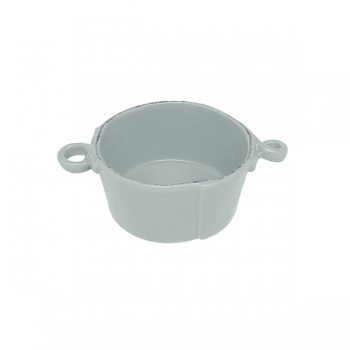 Virginia Casa Linea Lastra, 6 soufflé dishes, Grigio, Ø 12 cm